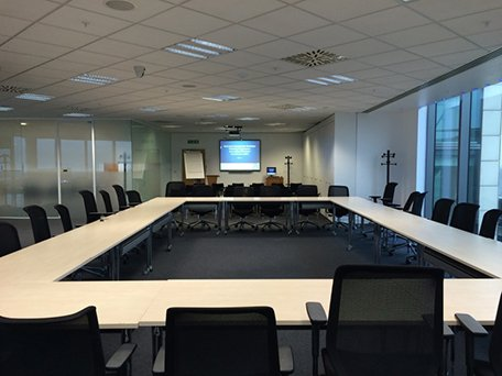 accredited mediator training course - image of one of our conference rooms